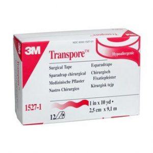 3M 1527-1 Transpore Medical Tape Canada