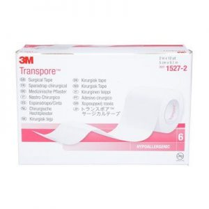 3M 1527-2 Transpore Medical Tape Canada