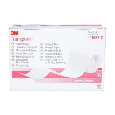 3M 1527-2 Transpore Medical Tape Canada