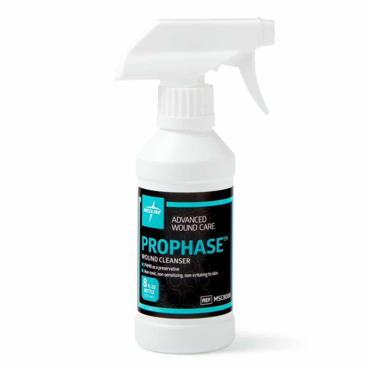 Medline MSC8008 Prophase Wound Cleanser Canada