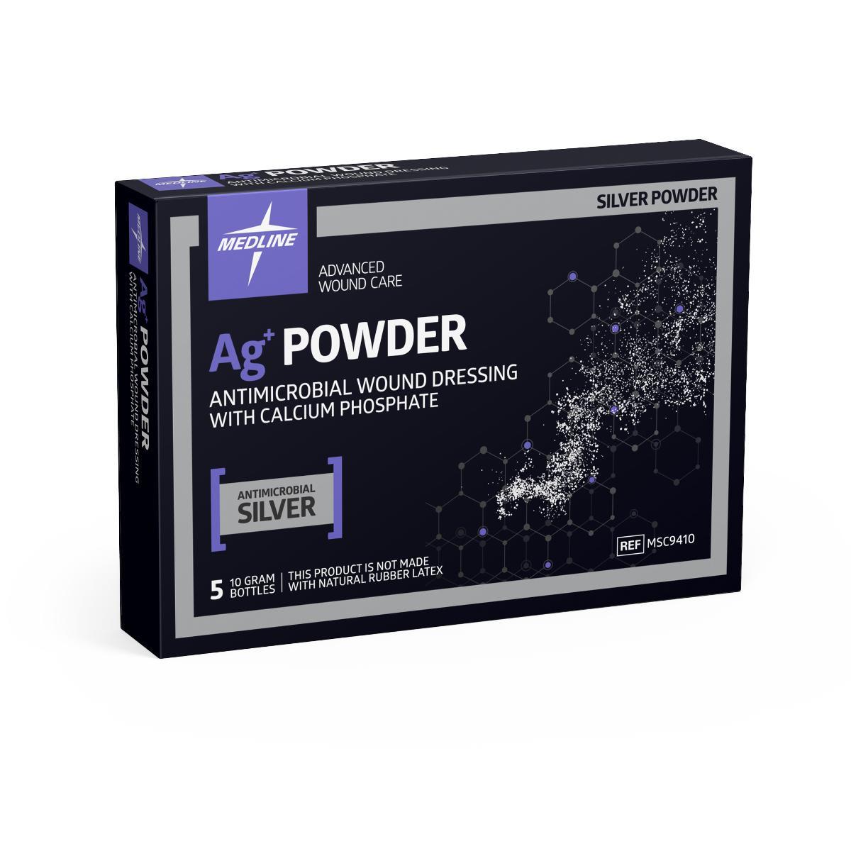 Medline MSC9410 Ag+ Powder Canada