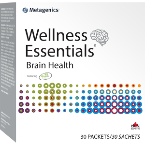 Metagenics Wellness Essentials Brain Health Canada