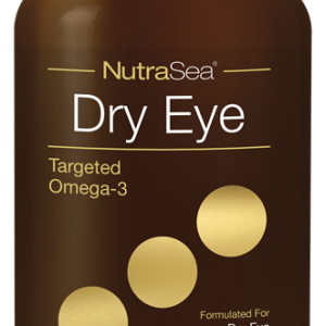NutraSea 12433 Dry Eye Targeted Omega-3 Fresh Mint, 120 Softgels Canada