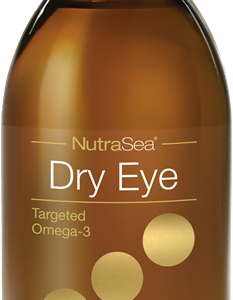 NutraSea 12434 Dry Eye Targeted Omega-3, Citrus, 200ml Canada