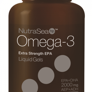 NutraSea HP Omega-3 Liquid Gels Fresh Mint 60 softgels Canada