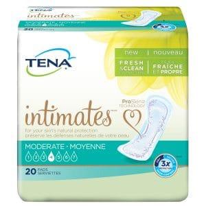 TENA 48900 Intimates Pads Moderate Regular Canada