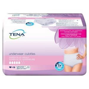 TENA 54285 Super Plus Heavy Underwear Canada