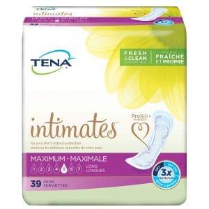 TENA 54295 Intimates Maximum Pads Long Canada