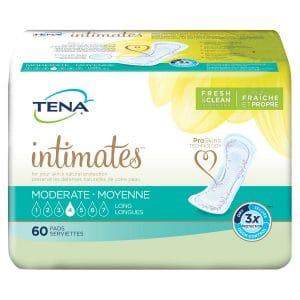TENA 54375 Intimates Pads Moderate Long Canada