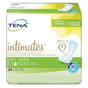 Tena 54344 Intimates Ultra Thin Light Pads Long Canada