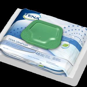Tena 65726 UltraFlush Washcloths Canada