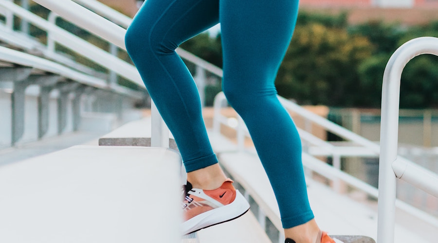 Exercise Workout Plan Without Gym Equipment Stairs