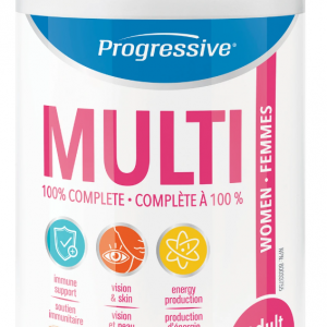 Progressive 3140 Chewable for Adult Women 60 Tablets Canada