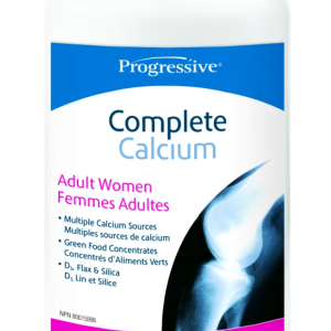 Progressive 3203 Complete Calcium for Women 120 Caplets Canada