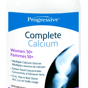 Progressive 3204 Complete Calcium for Women 50+ 60 Caplets Canada