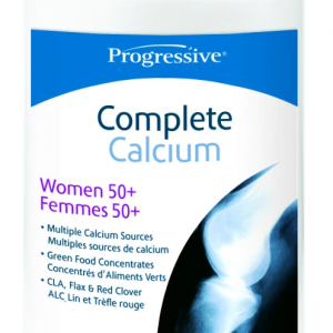 Progressive 3205 Complete Calcium for Women 50+ 120 Caplets Canada