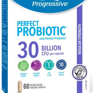 Progressive Perfect Probiotic 30 Billion | 60 Caps | InnerGood.ca Canada