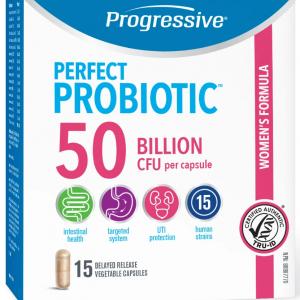 Progressive Probiotic Women's Support 50 Billion InnerGood.ca Canada