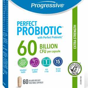 Progressive 3365 Perfect Probiotic 60 Billion 60 Capsules Canada