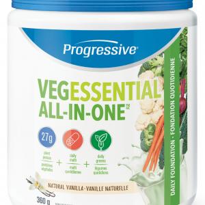 Progressive 3381 VegEssential Vanilla 360 g Powder Canada