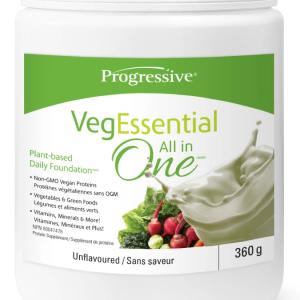 Progressive 3383 VegEssential Unflavoured 360 g Powder Canada