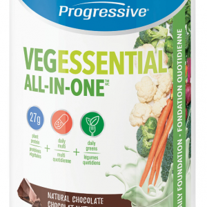 Progressive 3385 VegEssential Chocolate 840 g Powder Canada