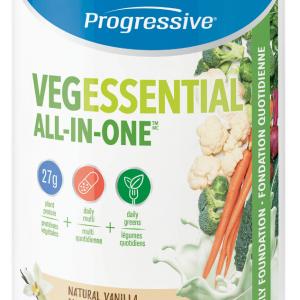 Progressive 3386 VegEssential Vanilla 840 g Powder Canada