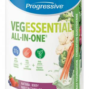 Progressive 3387 VegEssential Berry 840 g Powder Canada