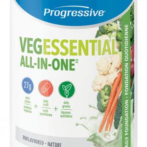 Progressive 3388 VegEssential Unflavoured 840 g Powder Canada