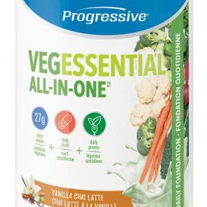 Progressive 3389 VegEssential Vanilla Chai 840 g Powder Canada