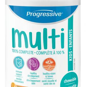 Progressive 3401 Multivitamin for Kids 120 Tablets Canada