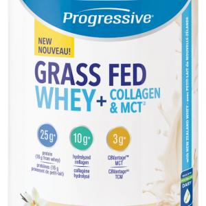 Progressive 3423 Whey + Collagen & MCT 700 g Vanilla powder Canada