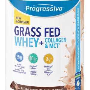 Progressive 3424 Whey + Collagen & MCT 700 g Chocolate powder Canada