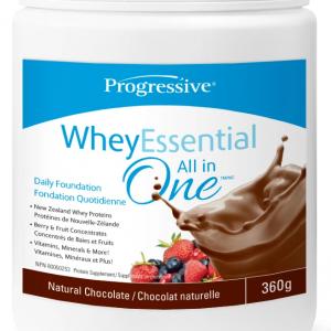 Progressive 3450 Whey Essential Chocolate Flavour 360 g powder Canada