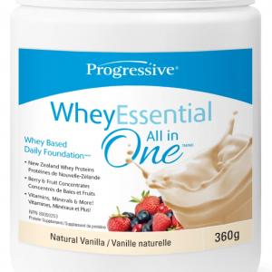 Progressive 3451 Whey Essential Vanilla Flavour 360 g powder Canada