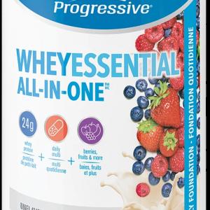 Progressive 3458 Whey Essential UnFlavoured 840 g powder Canada