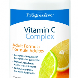 Progressive 3501 Vitamin C Complex 120 Capsules Canada