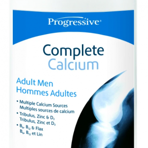 Progressive 3201 Complete Calcium for Men 120 Caplets Canada