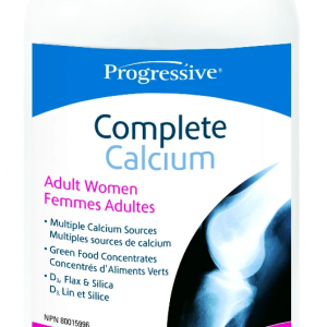 Progressive Complete Calcium for Women 60 Caplets Canada