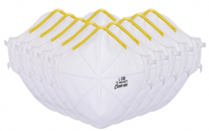 N95 Mask Particulate Respirator | Box of 20 | Innergood.ca Canada
