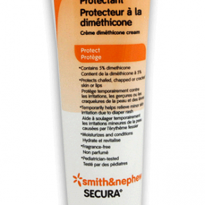 S&N 59432279 Secura Dimethicone Protectant 114 g Tube Canada