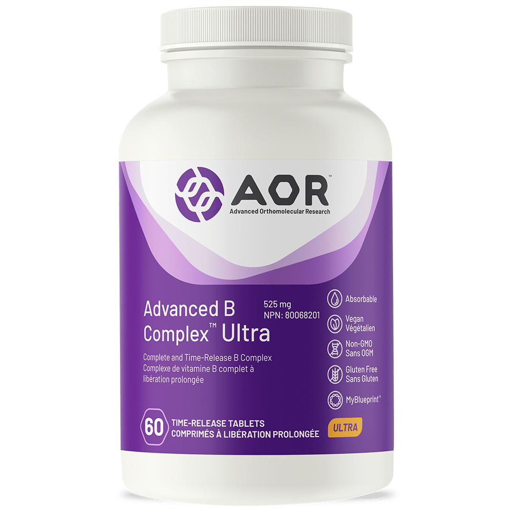 AOR Advanced B Complex® Ultra | InnerGood.ca | Canada