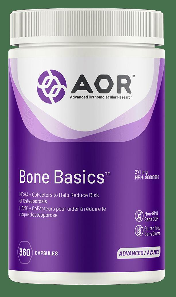 AOR Bone Basics™ 360 Capsules | InnerGood.ca | Canada