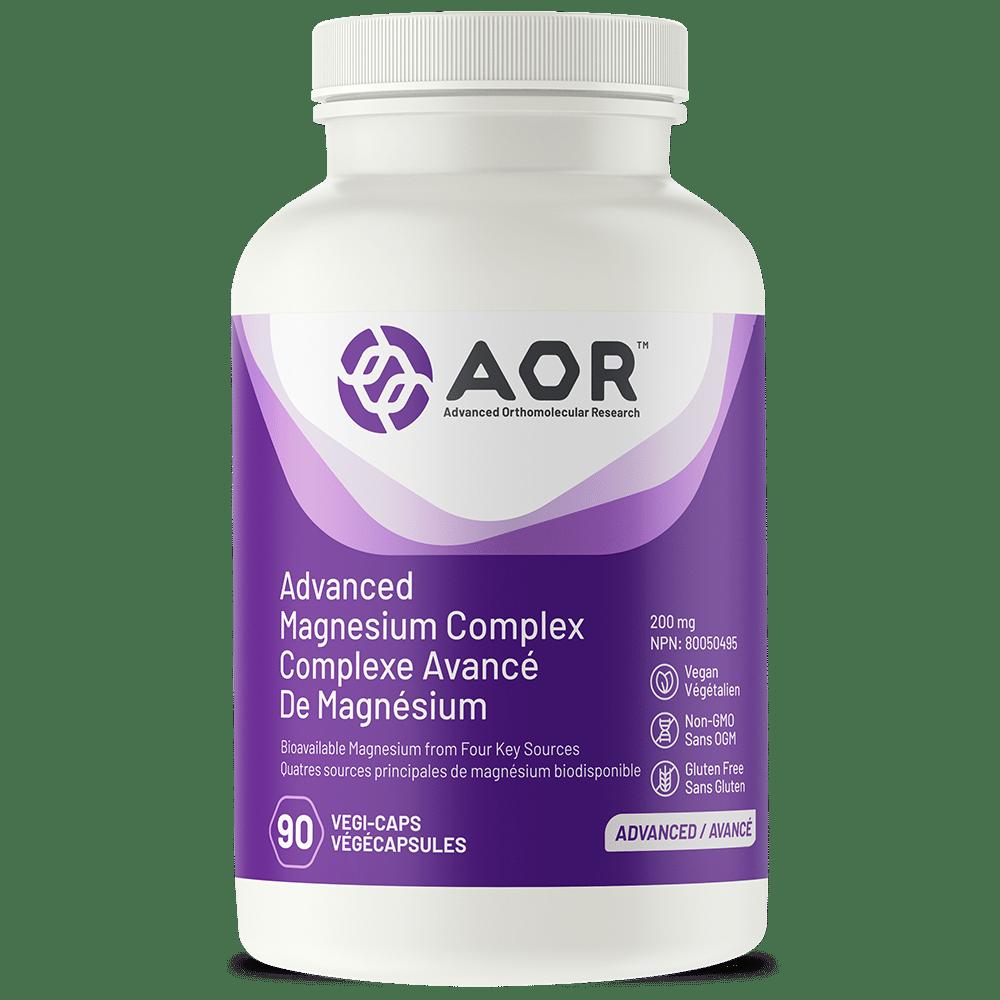 AOR Advanced Magnesium Complex®   InnerGood.ca   Canada