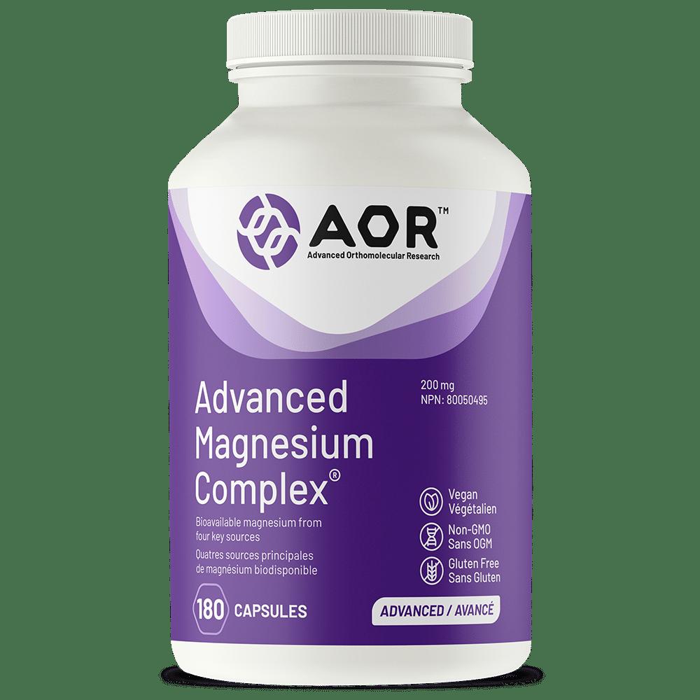 AOR Advanced Magnesium Complex® | InnerGood.ca | Canada