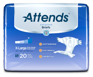 Attends Advanced Briefs - Size Extra Large | InnerGood.ca