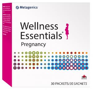 Metagenics Wellness Essentials Pregnancy 30 packets Canada