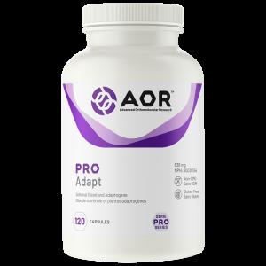 AOR Pro Adapt | 120 Capsules | InnerGood.ca | Canada