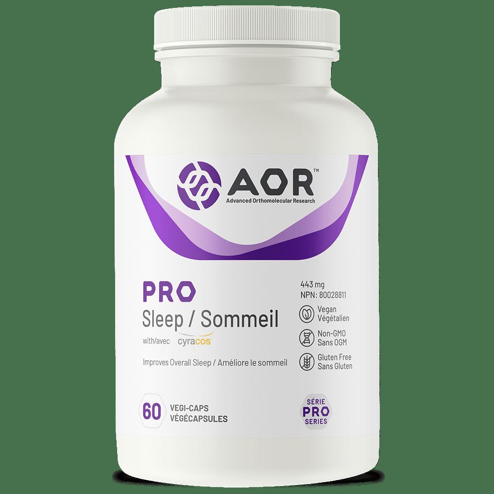 AOR Pro Sleep | 60 Vegi-Caps | InnerGood.ca | Canada