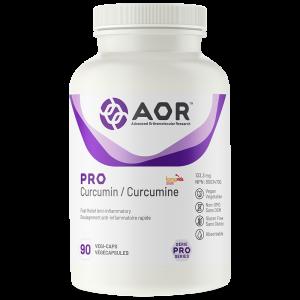 AOR 34247 - Pro Curcumin 90 Vegi-Caps Canada